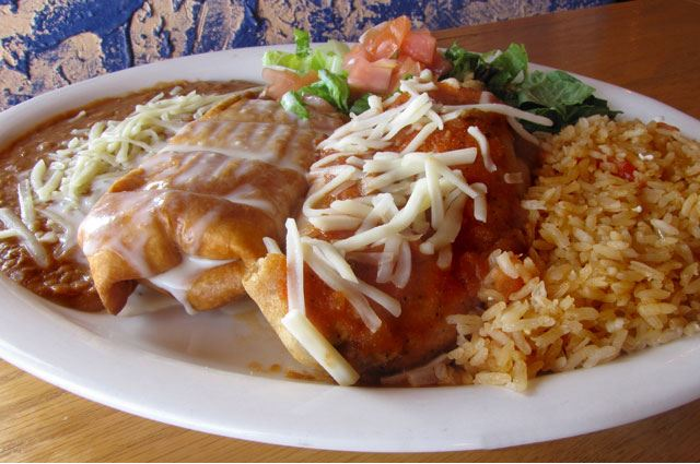 entree   Chihuaua's Mexican Restaurant